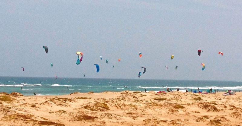 Kitereisen.com Academy Kitesurf Event in Sal, Kapverden
