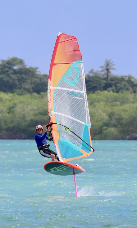 Tobago pigeon point kiten